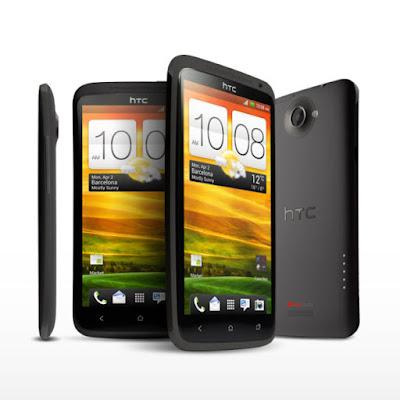 thay mới màn hình HTC One X
