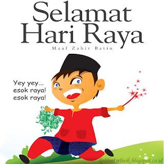 DP BBM Selamat Hari Raya Idul Fitri 1437 H terbaru Paling Mantap bagus