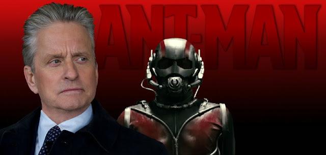 MICHAEL DOUGLAS Va Juca Rolul Lui HANK PYM În Filmul Marvel: ANT-MAN