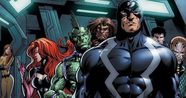 Marvel Studios podría estrenar Inhumans en 2020