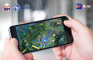 Globe and TM Mobile Legends 1 day to 1 Week Promo using Switch App