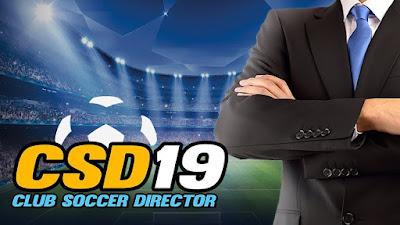 لعبة Club Soccer Director 2019 مهكرة للأندرويد - تحميل مباشر