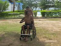 Namorar com cadeirante