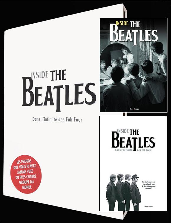 «Inside the Beatles» : le coffret d'images dans l'intimité des Fab Four