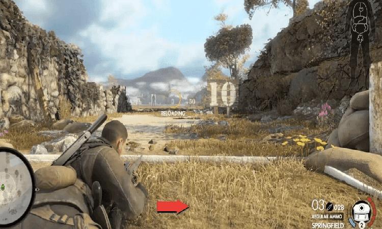 تحميل لعبة سنايبر sniper elite 4 مجانا