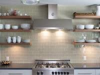 Ini 5 Kelebihan Model Rak Dapur Terbuka, Apa Saja ?
