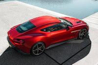 Aston Martin Vanquish Zagato Concept (2016) Rear Side
