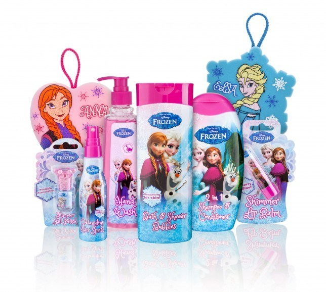 Disney frozen product