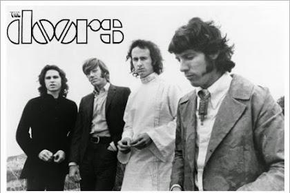 10+ Lagu Terbaik Band Legendaris The Doors yang Enak Didengar