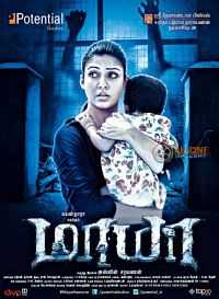 Maya (2015) Download 300mb Tamil Movie DVDSCR 700mb