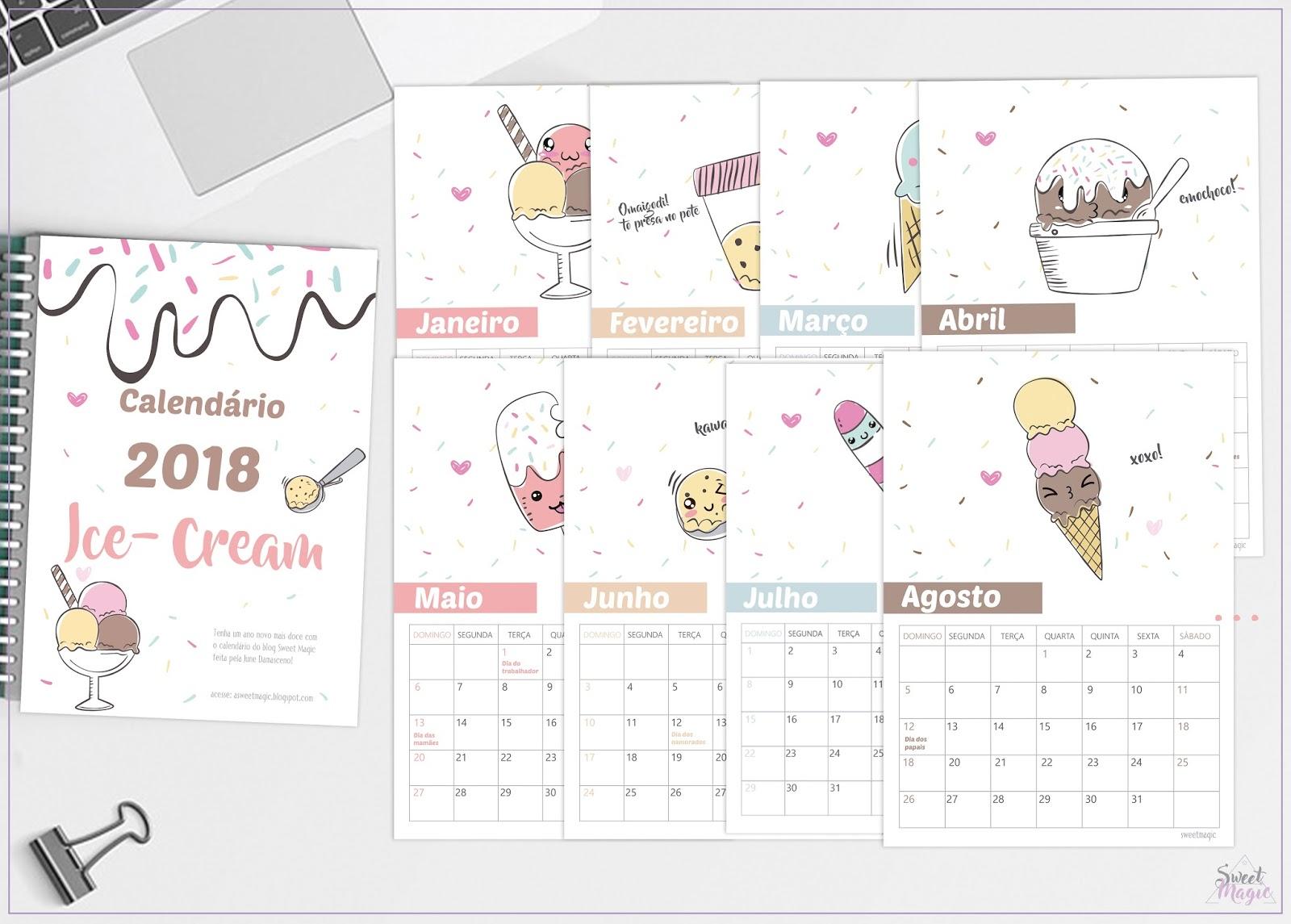 Calendario 2018 Para Imprimir Pdf - takvim kalender HD