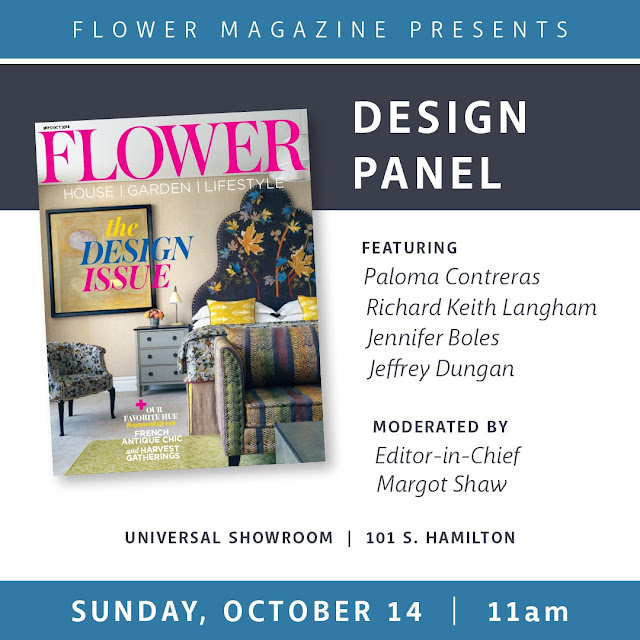 Join Flower Magazine and Me in High Point