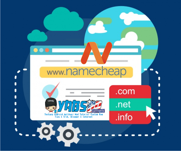 Cara Pemasangan Domain di Namecheap