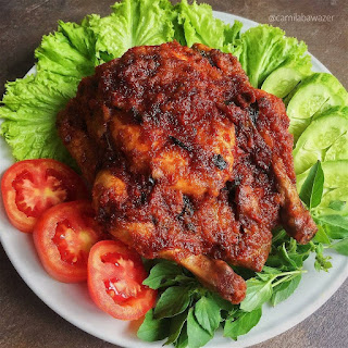 Ide Resep Masak Ayam Oven Bumbu Kemangi