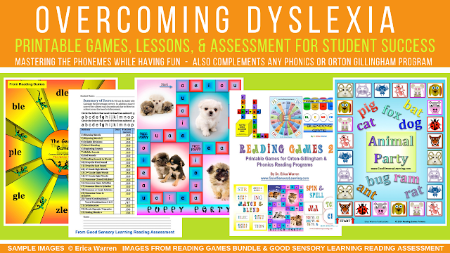 Ways to help dyslexic students