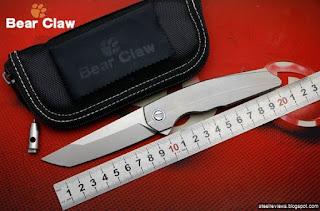 Bear Claw Shirogorov RFT (Russian Flipper Tanto)