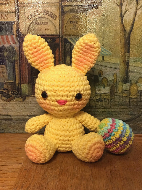 Amigurumi Little Mr.Sunshine Free English Pattern | Handarbeit | 640x480