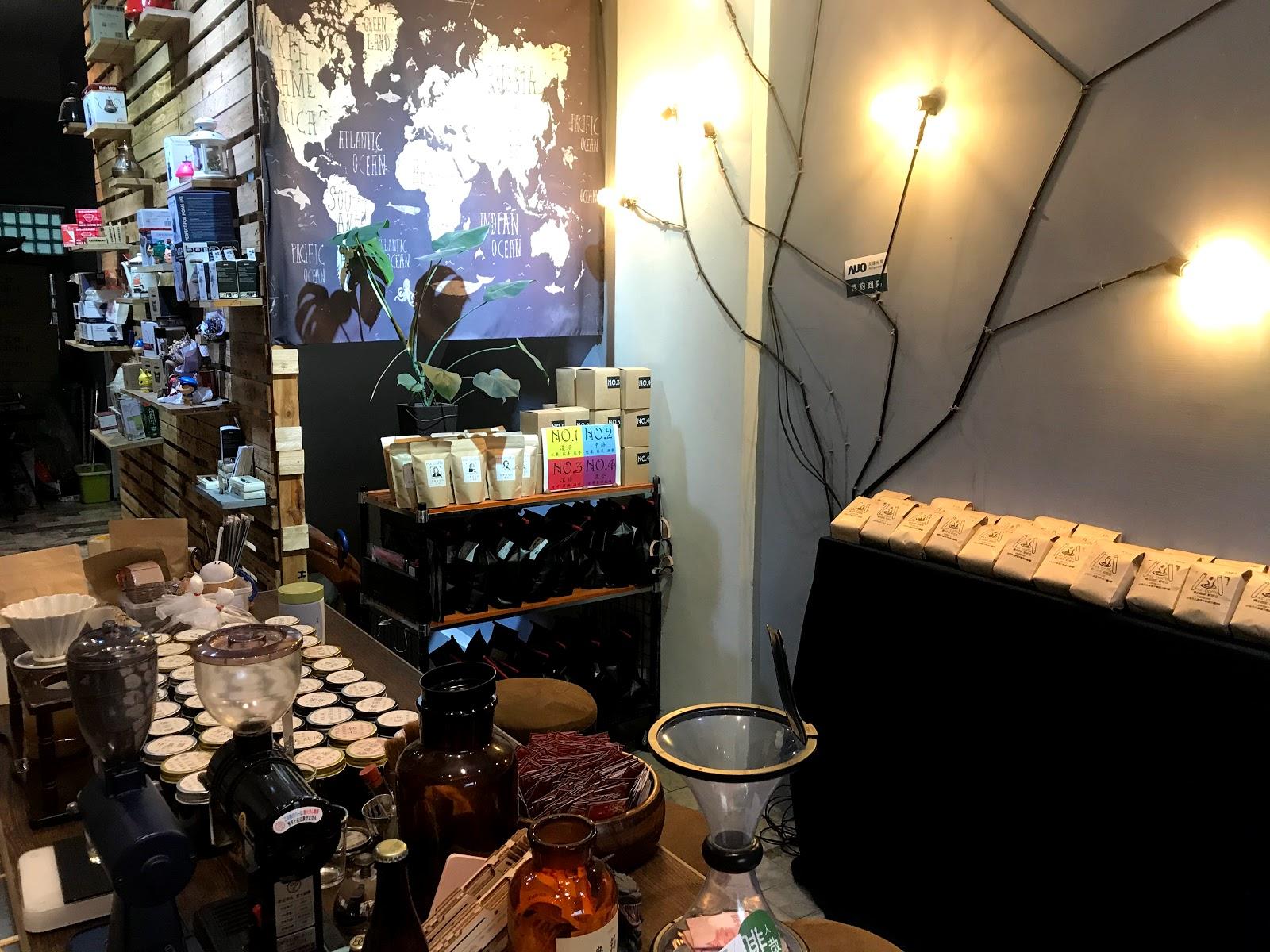 【台南|永康】Mix Coffee|專業又風趣咖啡職人|小店龜阿法Boy|讓人感受自在的好所在|自家烘豆的咖啡廳|手沖咖啡推薦