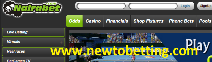 Nairabet Have A New Design