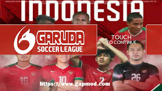 DLS Mod Garuda Soccer League by Aaf Azril