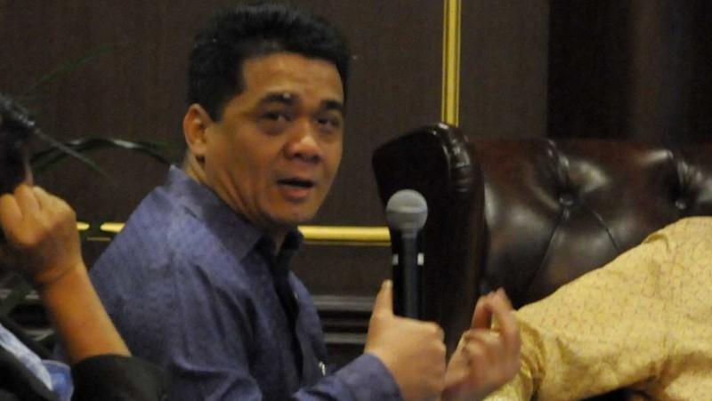 Politisi Gerindra, Ahmad Riza Patria