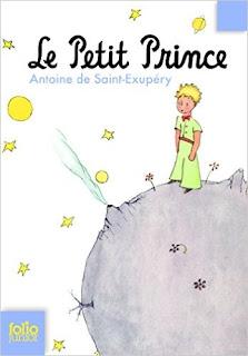 """Le Petit Prince :""""Les étoiles sont éclairées pour que chacun puisse un jour retrouver la sienne."""