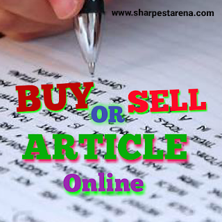 Buy article or sell article online, buy SEO article.