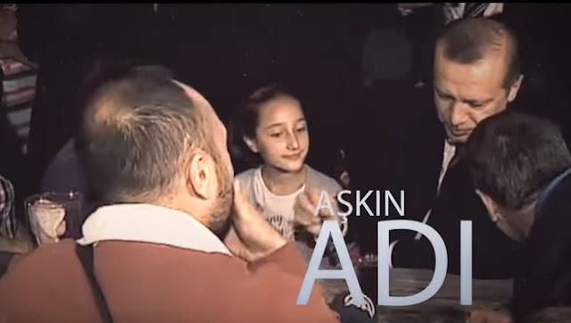 Aşkın Adı Erdoğan-Başkan Tayyip Erdoğan  Şarkı Sözü Ceyhun Çelikten