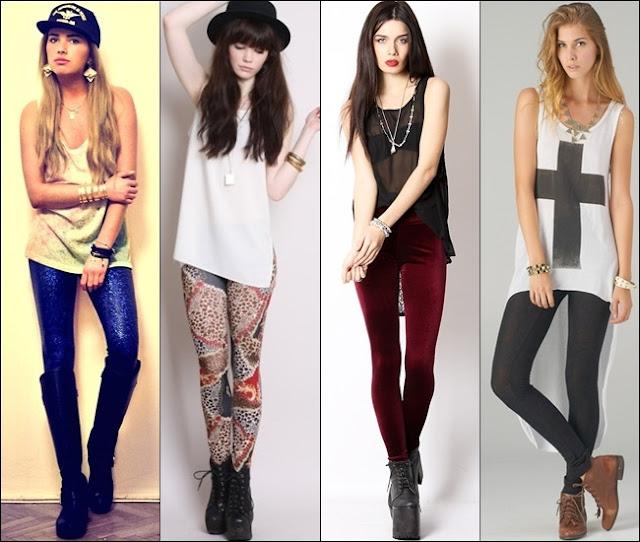 Los leggins son tu mejor opción