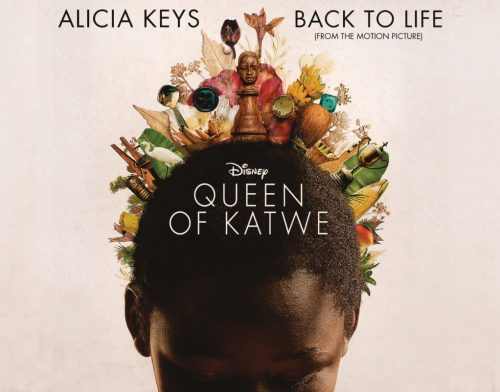 "Alicia Keys lança o single ""Back To Life"""