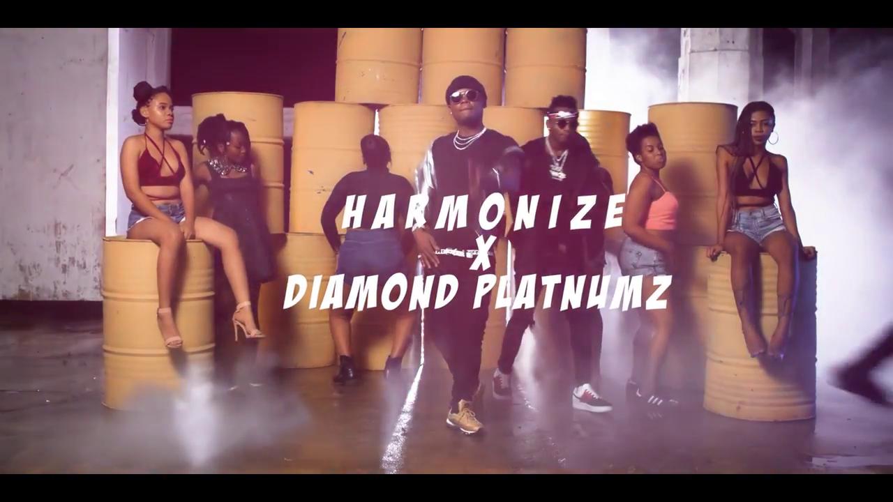 VIDEO | Harmonize Ft  Diamond Platnumz - Kwangwaru | Watch