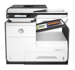 is a neat multifunction printer from HP HP PageWide Pro MFP 477dw Printer Driver Download