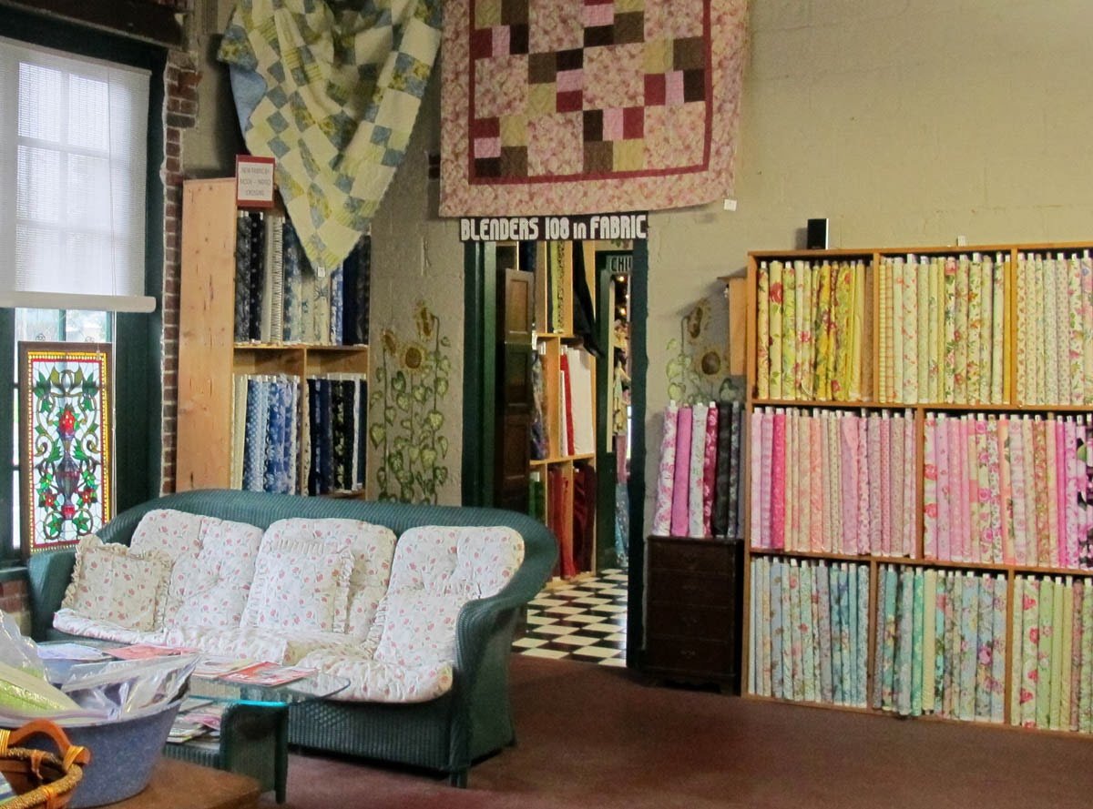 Suwannee Valley Quilt Shop (Trenton, Florida ... : suwannee quilt shop - Adamdwight.com
