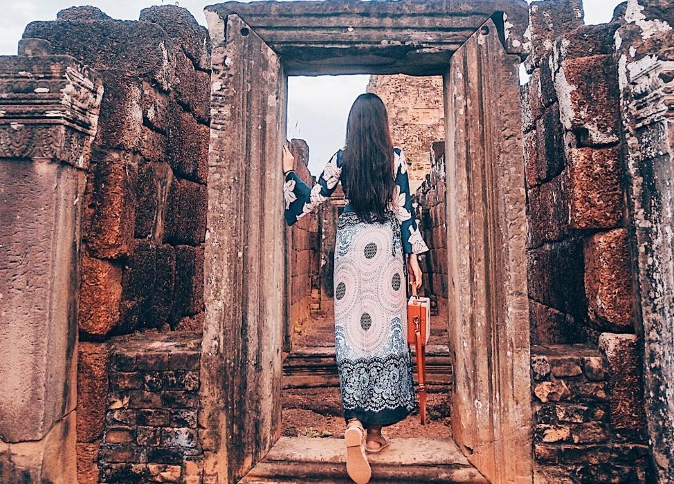 CAMBODIA TRIP DAY 1 柬埔寨之旅