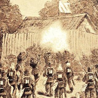 Tragedi Perlawanan Pangeran Antasari Terhadap Kolonial Belanda