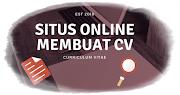 Membuat CV Online Terbaru