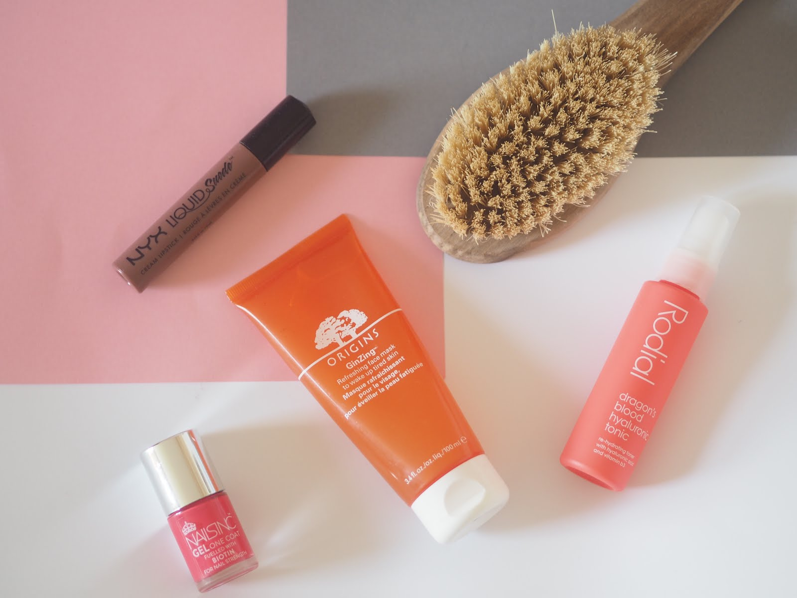 5 Favourite Beauty Products At The Moment