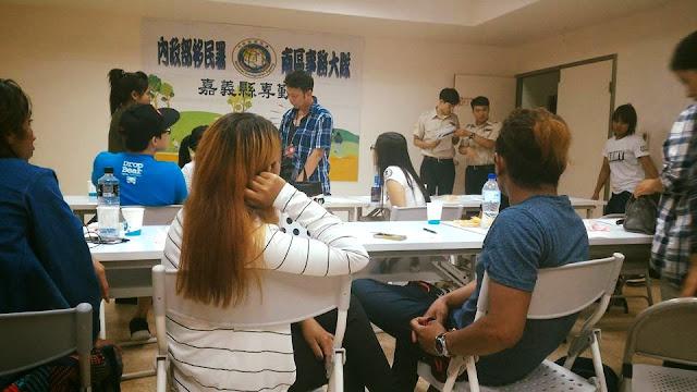 TKI Taiwan Ilegal Ini Ingin Menyerahkan Diri Malah Dilaporkan Bosnya Lebih Dulu dan Diciduk Polisi