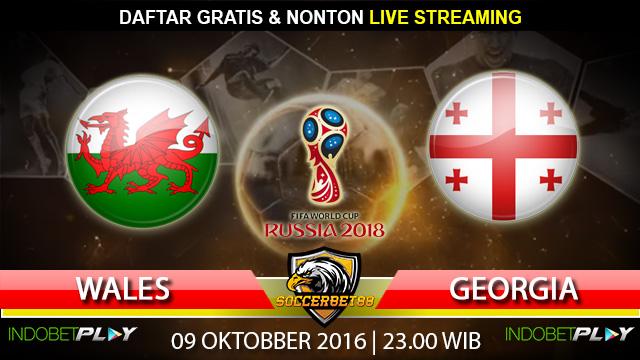 Prediksi Wales vs Georgia 09 Oktober 2016 (Piala Dunia 2018)