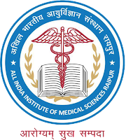 All India Institute of Medical Sciences, AIIMS, Chhattisgarh, 12th, Technician, Technical Assistant, Clerk, LDC, freejobalert, Sarkari Naukri, Latest Jobs, aiims raipur logo