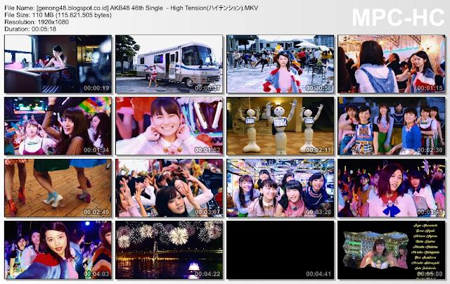 Download AKB48 46th Single - High Tension