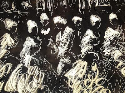 Roberto Carignani - serigrafie su piastrella