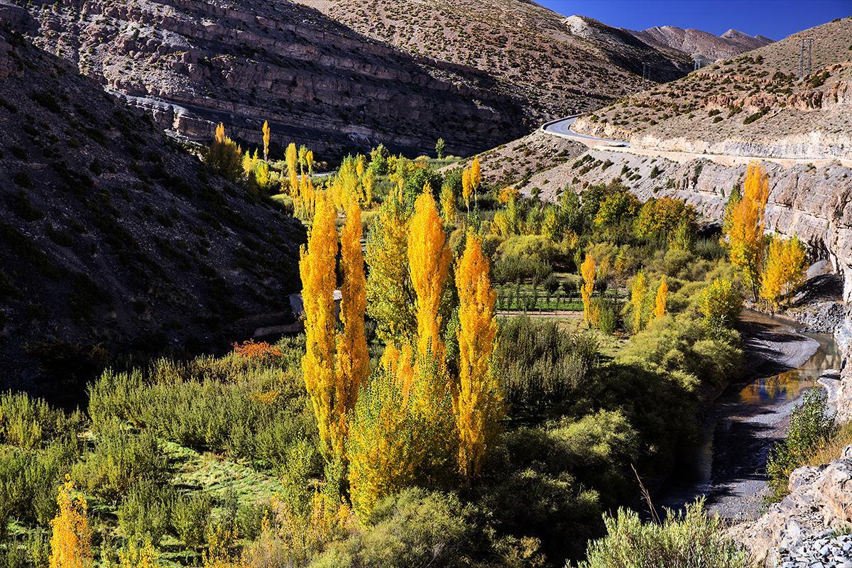 Maroko-Od Imilchil do Ifrane
