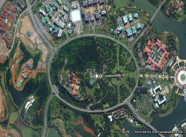 Roundabout Putrajaya