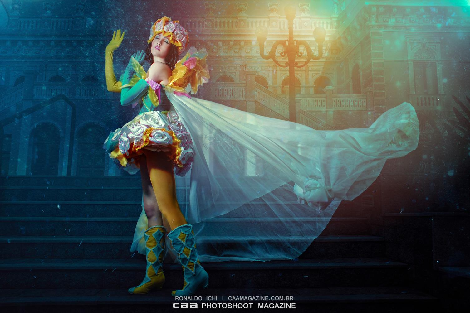 Princess White Rose | SAGA FRONTIER Cos Joana Kretzer