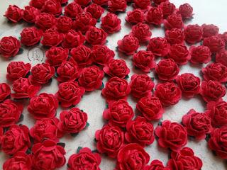 Czerwone różyczki