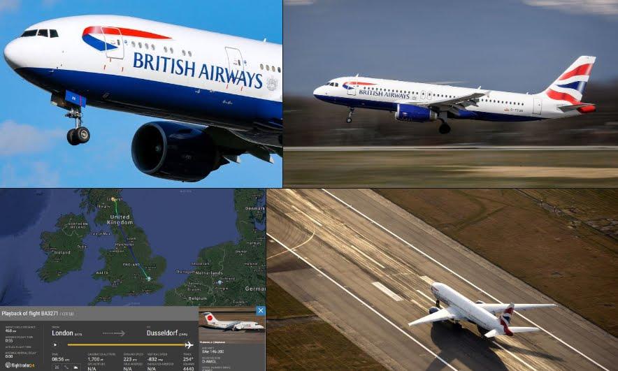 Clamoroso in Scozia: aereo atterra per errore, era diretto in Germania