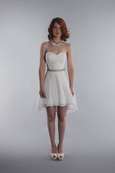 Lindos vestidos cortos