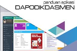 Download Buku Panduan Aplikasi Dapodik 2019 Format PDF