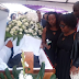 SEE WHAT HAPPENED TO THE LATE MARK TOO'S SECRET LOVER AT JKIA, AFTER SHE LANDED TO ATTEND HIS BURIAL...SHE ALMOST DIED